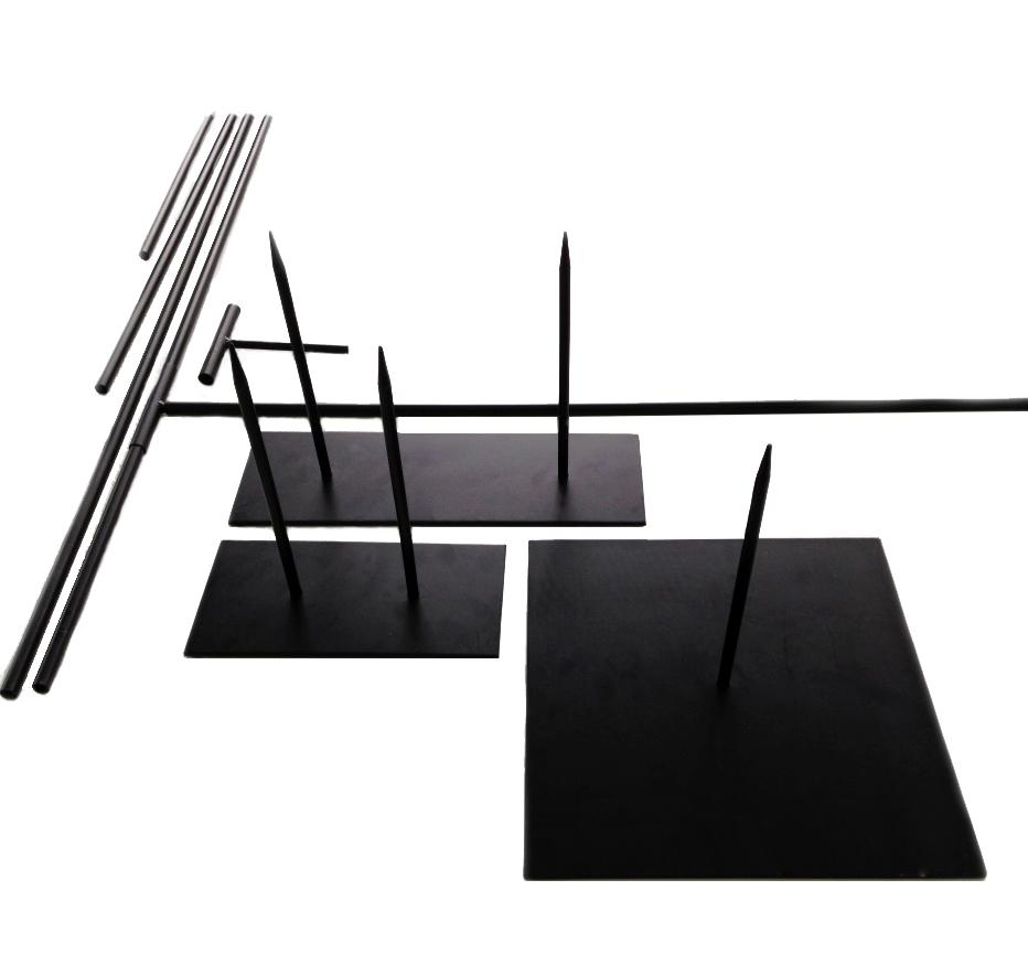 Piédestaux * Formes métalliques